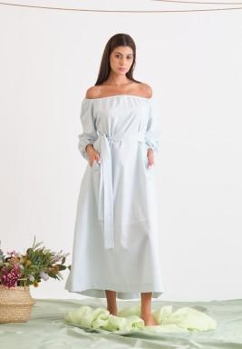 Baby Blue Amaya Dress
