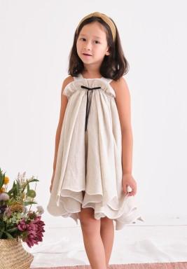 The Krysta Linen Dress