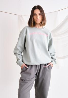Sage Oversized Sweatshirt