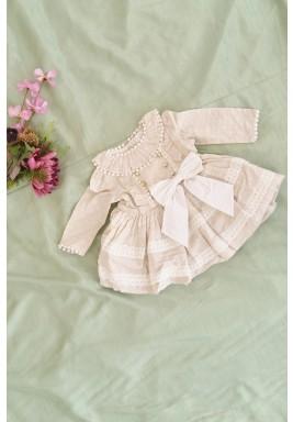 The Anna Dobby Dress