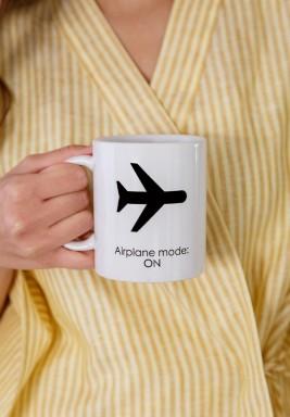 Airplane Mode Coffee Mug