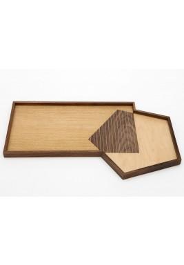 Nada Debs Geometric tray 3C