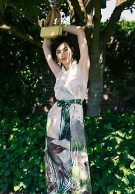 Sandy Sleeveless Wrap Dress
