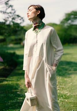 Gloria Lace Maxi Dress