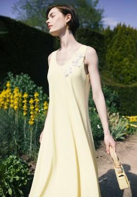 Melina Sleeveless Maxi Dress