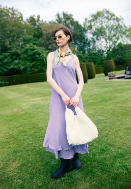 Arianna Sleeveless Maxi Dress