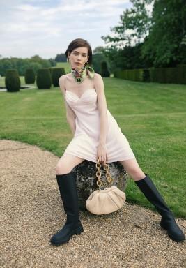Lisa Mini Slip Dress
