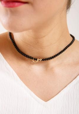 Seen Diamond  Necklace