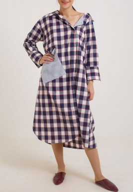 The Checkered Kaftan