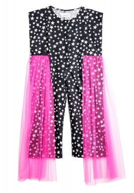 Pinky little star jumpsuit