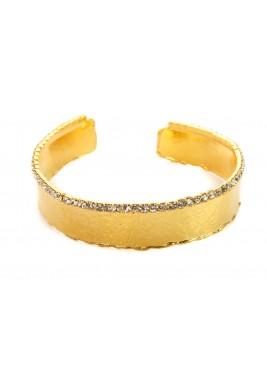 Crystal Line Bracelet