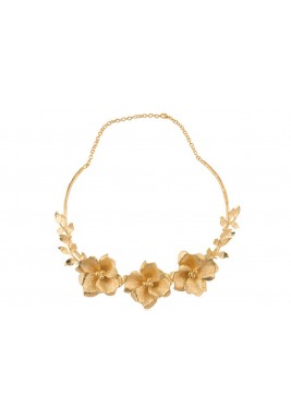 Flower Blooms Necklace