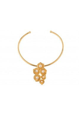 Golden Coral Chocker