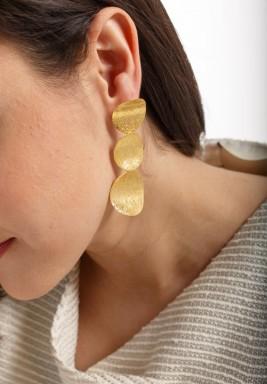 Boho Coin Earrings