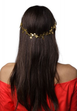 Stars Clip in Head Piece