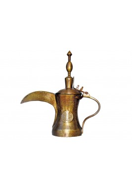 Copper Coffee Jug Small