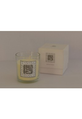 Candle Amber Lily
