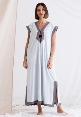 Grey Sleeveless Tunic