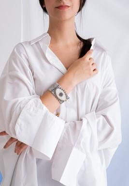Eye Grey Bracelet- Acrus