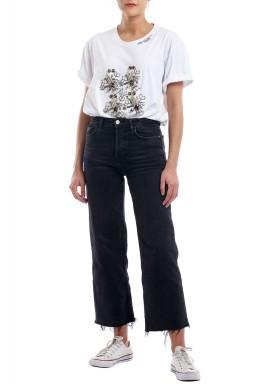 White Crystal T-Shirt