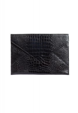 Black Grand Leather Envy Wallet