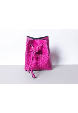 Fuschia Waist Candy Bag