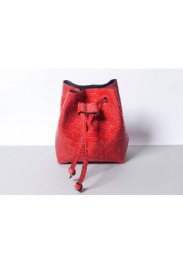Red Waist Candy Bag