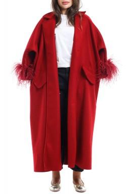 Odette red coat-Pre order