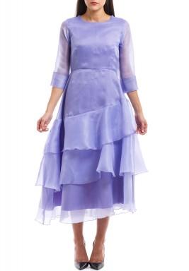 Lavender Buttercup dress