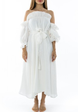The White Angel Dress