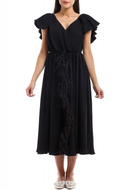 Black Chenoa Dress