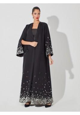 Hemline & Sleeves Abaya