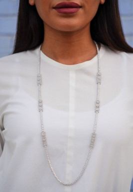 Soiree Solitaire Necklace