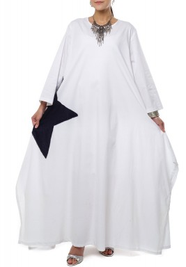 Side Star kaftan