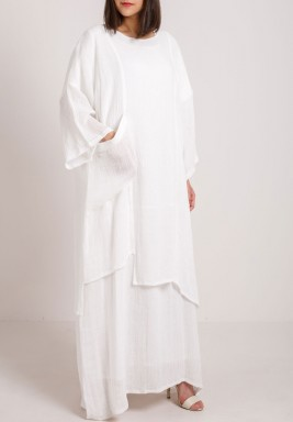 Off White Marrakech Dress
