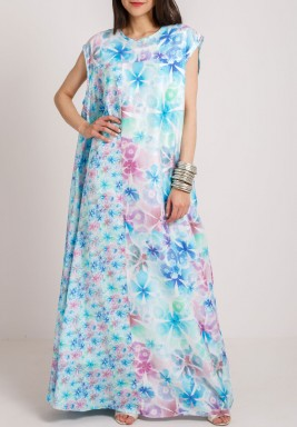 Flows flowery dress