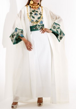 Royal Bisht Kaftan