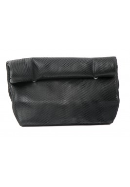 Black Large Wrap Pouch