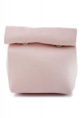 Pink Mini Warp Pouch