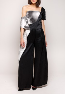 Two piece jumpsuit