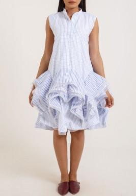 Pijama petal blue