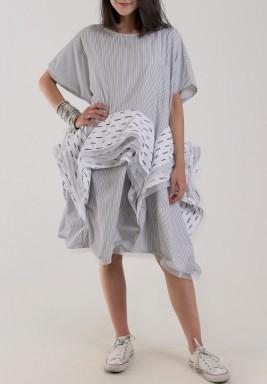 Half Sleeve Petal Pajama