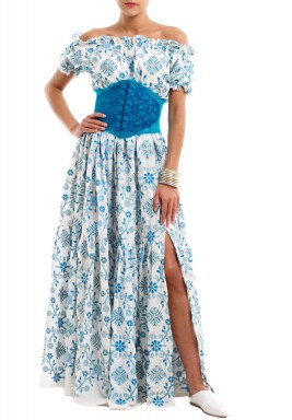 Sparkle Hyakin Dress