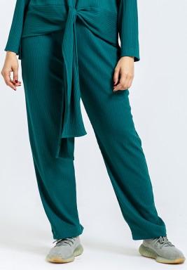 Green Loungewear Pants