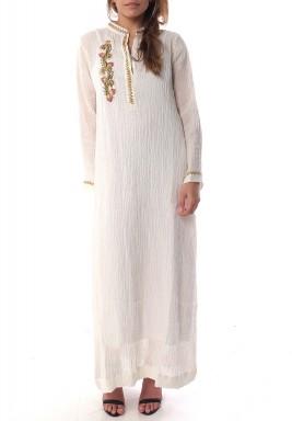 Fancy creamy Dress