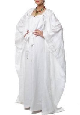 The Royal white Dress