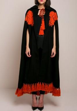 Orange tree cape
