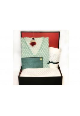 Ramadan luxurious celadon set