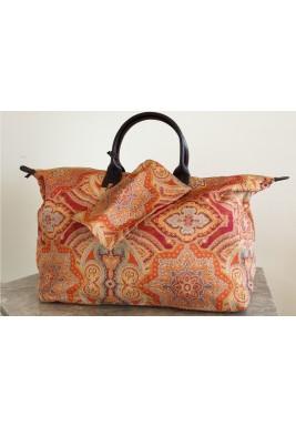 Paisley Travel Bag