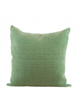 House Doctor Pillowcase, Loom, Green, 80X80 Cm